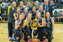 Liberty's Lady Warriors claim TAPPS 5A state title