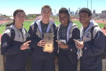 Liberty boys earn state relay championship