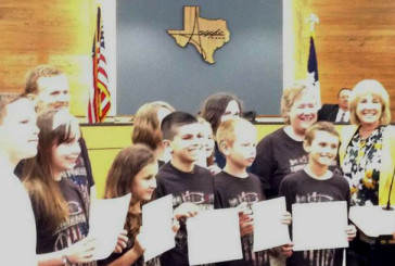 Hilltop Elementary archery team honored