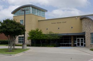 Flower Mound police courts building (Photo Credit: Bill Castleman)