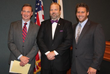 New Flower Mound council members seated