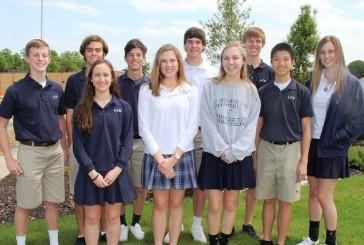 Liberty Christian School announces National Merit scholars