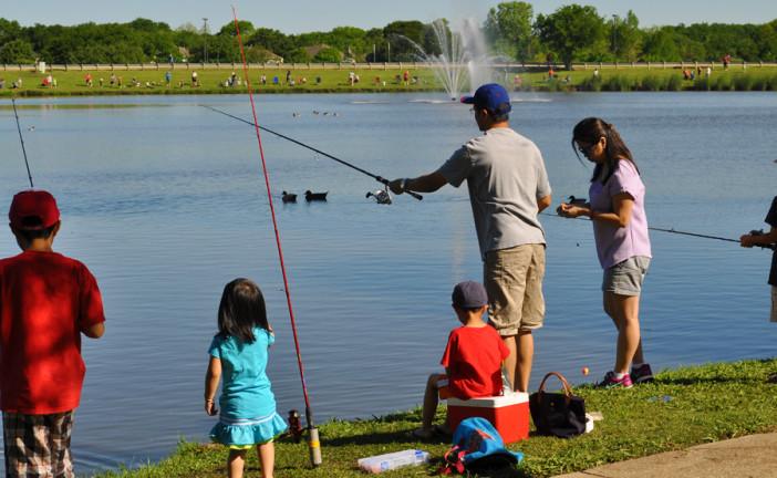 Flower Mound to host Kid Fish event
