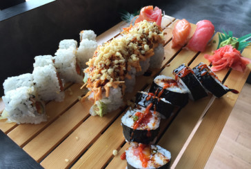 Foodie Friday: Go, Go, Go To Sushi Go!