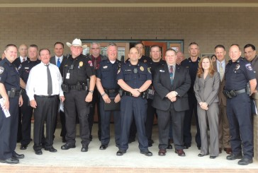 Police chiefs recommit to Children's Advocacy Center