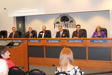 Flower Mound candidates verbally spar on key issues