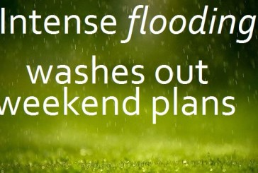 Weekend events cancelled due to weather