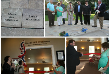 Double Oak honors Wilkinsons
