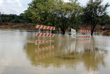 Flooding roads leave miles of misery