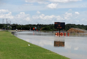 FM 2499 likely to reopen this evening