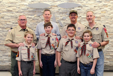 HV Cub Scout Pack celebrates 20 years
