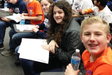Liberty team competes in Texas A&M science bowl