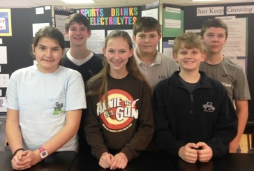 Liberty science team heading to state competition