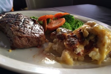 Foodie Friday: Enjoy a Peaceful Meal at Yellow Rose Steak and Chop House