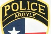 Argyle Police Blotter