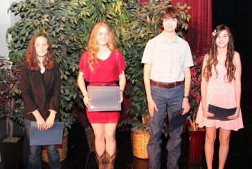 NCTC honors creative writing winners