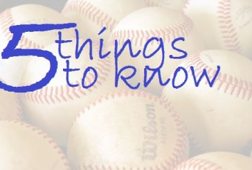 5 things to know today