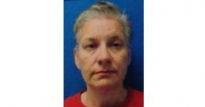 Ann Anteloppe, 50 of Grapevine, was arrested last week for driving past barricades into a flooded area of FM 2499 (Photo: Grapevine Police Department)