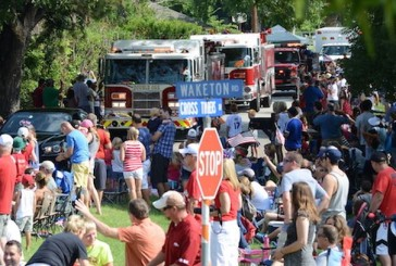 Double Oak Fourth of July Parade is back on