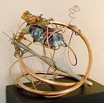 Linda Chidsey - Jewelry, pottery, wall art 1