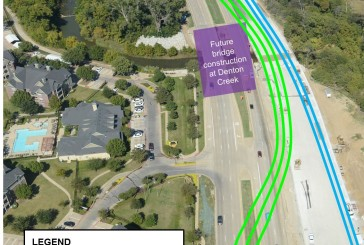 Traffic switch coming to FM 2499