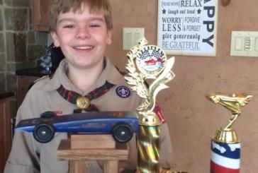 Argyle scout wins Frontier Trails District Title