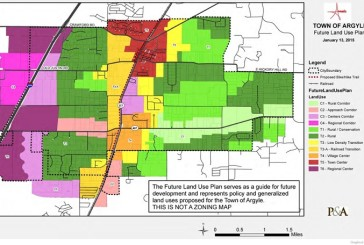 Second of three Argyle land use Q&A sessions tonight