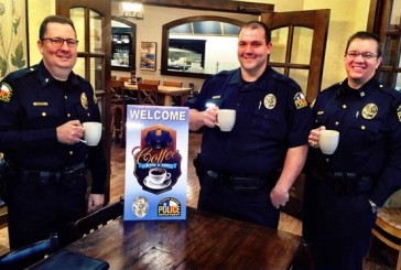 'Coffee with a Cop' begins today