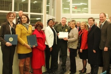 County, state officials celebrate new jail opening