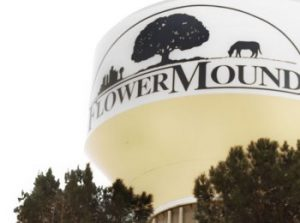 Flower Mound Water Tower