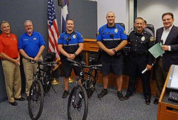 Flower Mound police bike patrol gets new wheels