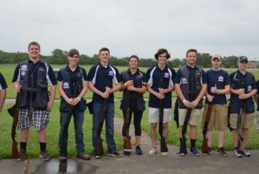 Flower Mound High scores high at clay target competition