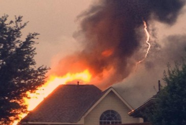 VIDEO: No injuries in south Flower Mound fire