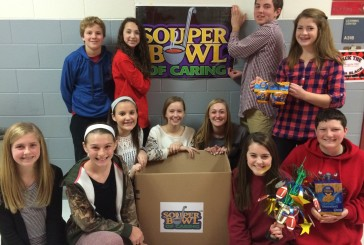 Argyle Middle School tackles hunger