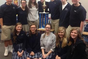 Liberty Encore earns championship trophy