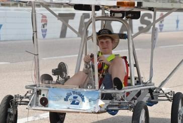 Liberty Solar Car heading Down Under