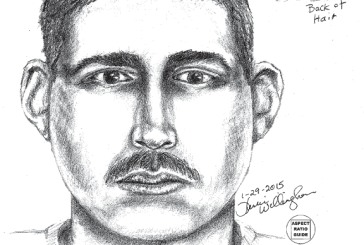 Police release sketch of attempted child abduction suspect