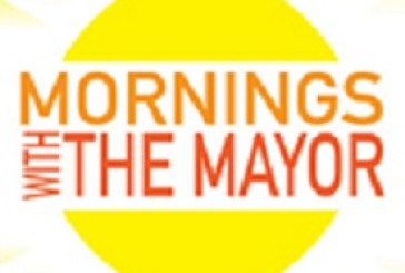 Next 'Mornings with the Mayor' set for Feb. 7