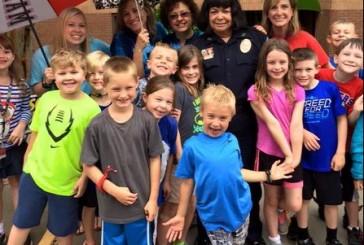 Beloved Highland Village police officer honored