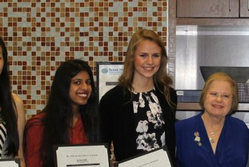 Flower Mound Hospital Auxiliary honors volunteers, scholarship recipients