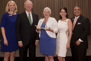 Lewisville ISD Education Foundation named non-profit of year