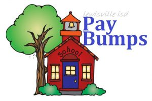 LISD pay bumps