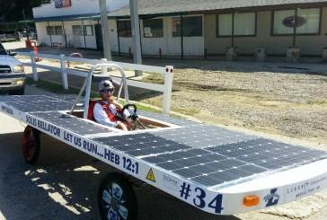 Liberty's Solar Car Team prepares for race in Australia
