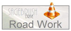Sagebrush Roadwork