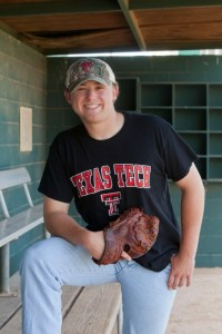 Liberty hurler Tyler Duck will be a Red Raider this fall (Photo by Helen's Photography).
