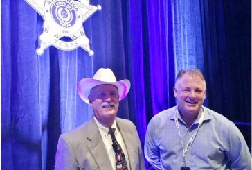 Travis honored for anti-drug efforts in Denton County