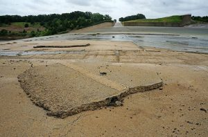 Fairway Drive in Grapevine today (Photo Courtesy: Town of Flower Mound)