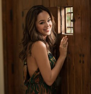 Hayley Orrantia is working on a new project -- a role in the upcoming movie God's Not Dead 2 (Photo Courtesy: Dan Orrantia).