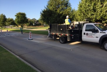 Annual concrete repairs planned