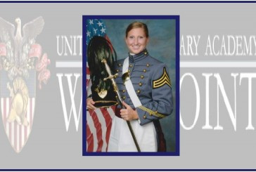 Herron is first female West Point grad from Flower Mound high